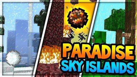 Parkour Paradise: Sky Islands [1.9.4] [1.9]