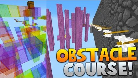 UniqueImpact's Obstacle Course 4 [1.9.4] [1.9]
