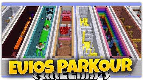 Parkour Euios [1.9.4] [1.9]