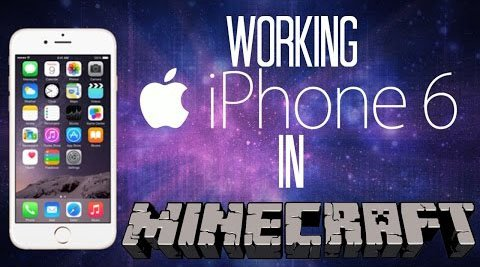 iPhone 6 [1.8.9]