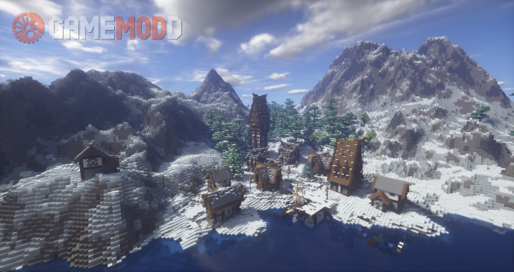 Map 111 2.Darthemko Cove 1 11 2 1 10 2 Minecraft Maps Gamemodd
