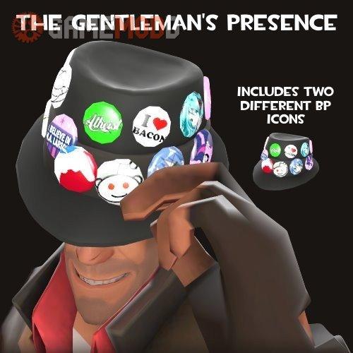The Gentleman's Presence