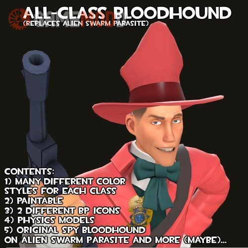 All-Class Bloodhound