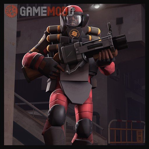 Blaster's Gear