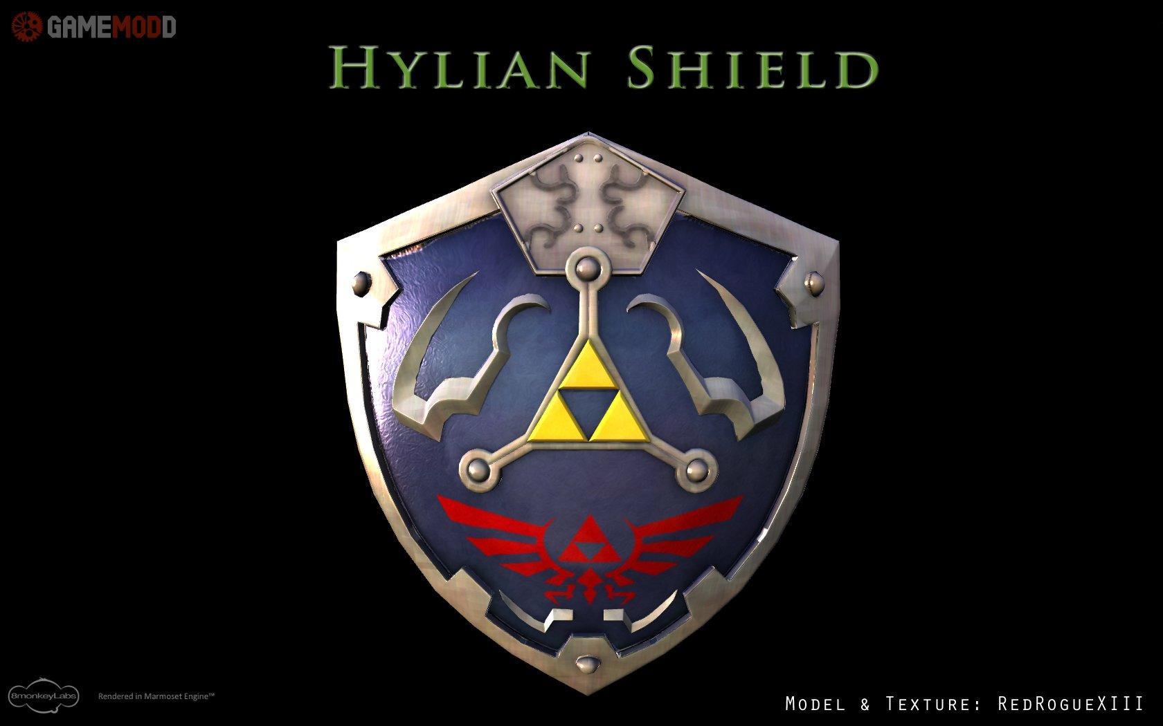 Hylian Shield Tf2 Skins Demoman Gamemodd