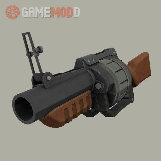 Gas Grenade Launcher V2