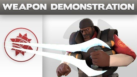 Demoman's Energy Sword