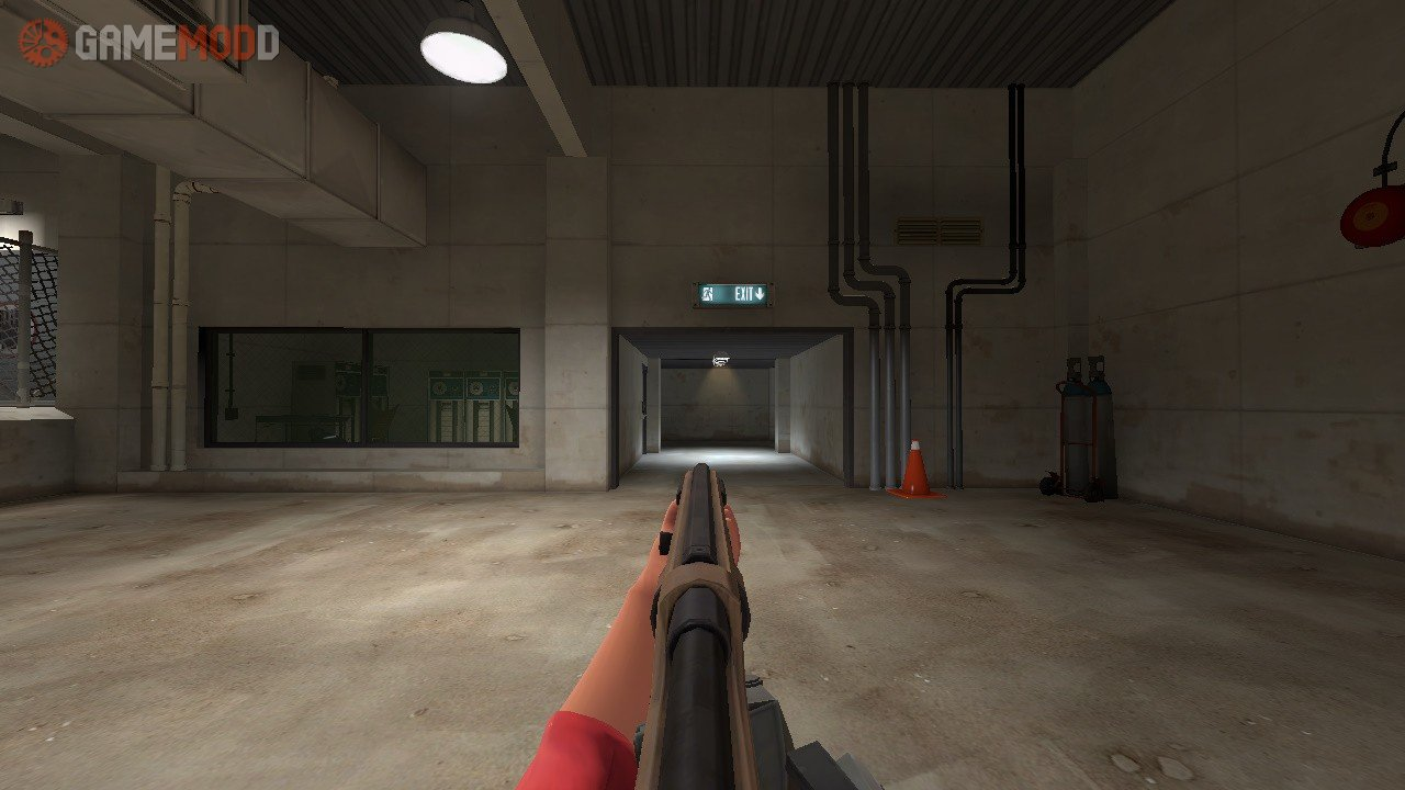 Engineer: Centered First Person Weapons Animations » TF2 - Skins