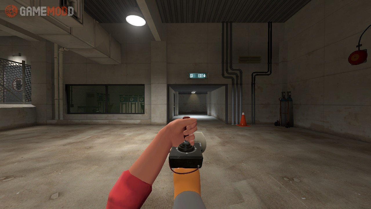 Engineer: Centered First Person Weapons Animations » TF2