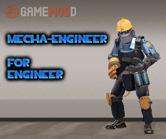 Mecha Engineer Model