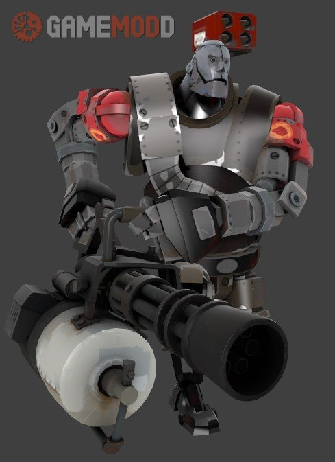 Robo-Heavy Sentry