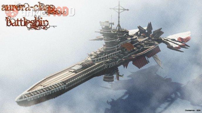 Aurora-Class Battleship [1.8] [1.7.10] [1.7.2]