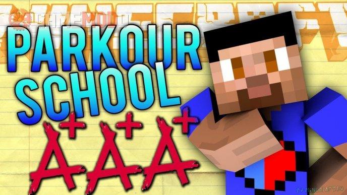 Parkour School [1.7.10] [1.7.2]