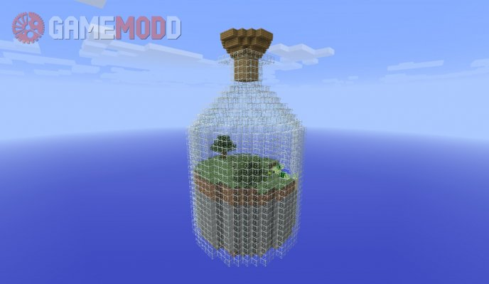 World in a Jar [1.8] [1.7.10]