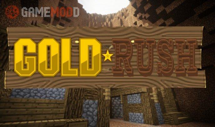 Gold Rush [1.8.9] [1.8]