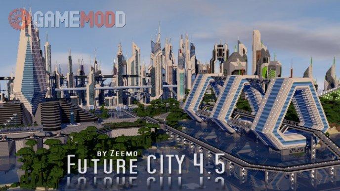 Future CITY 2.1 [1.8] [1.7.10]