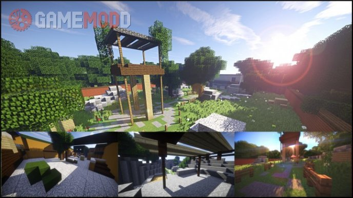 PvP map pack [1.8] [1.7.10]