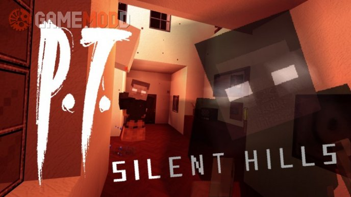 P.T. Silent Hills Horror [1.8.9] [1.8]