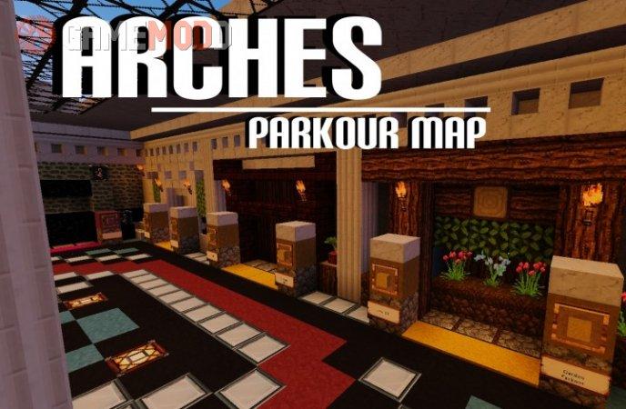 Arches Parkour! [1.8.9] [1.8] [1.7.10]