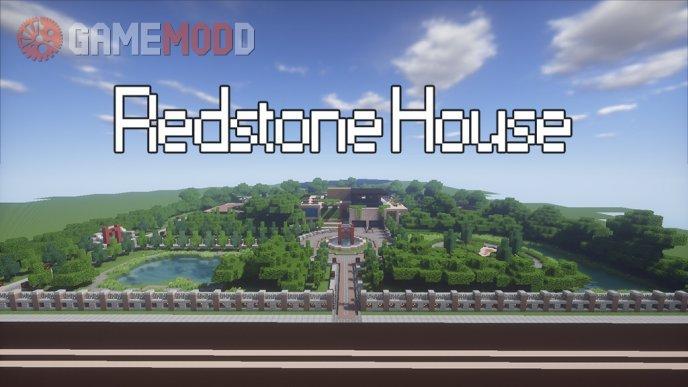 Redstone House [1.8.9] [1.8] [1.7.10]