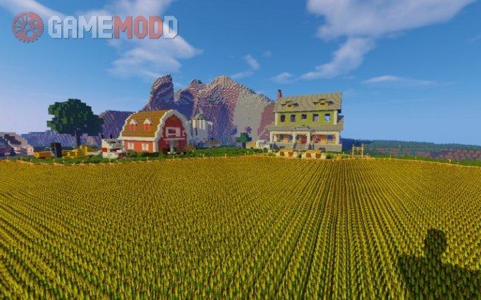 The Farm [1.8.9] [1.8]