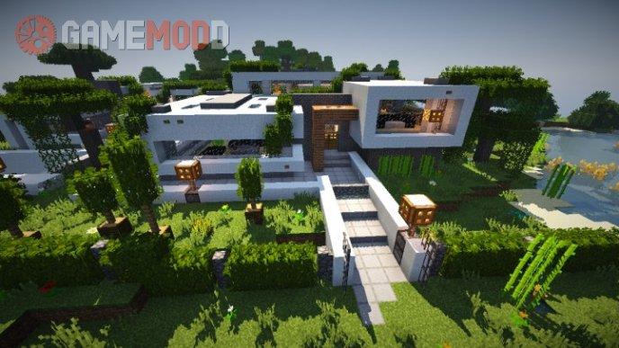 Modern C-Deggre House [1.8.9] [1.8] [1.7.10]