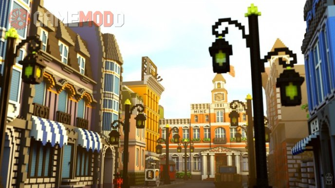 Lego City Minecraft [1.8.9] [1.8.8] [1.8]
