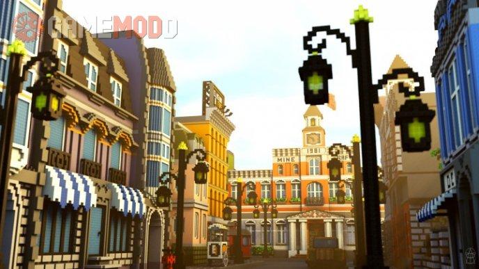 Lego City Minecraft [1.8.9] [1.8.8] [1.8]