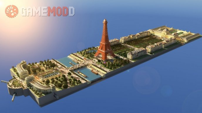 Paris - Eiffel Tower [1.8.9] [1.8.8] [1.8]