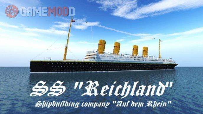 Liner SS Reichland [1.9.4] [1.9] [1.8.9]