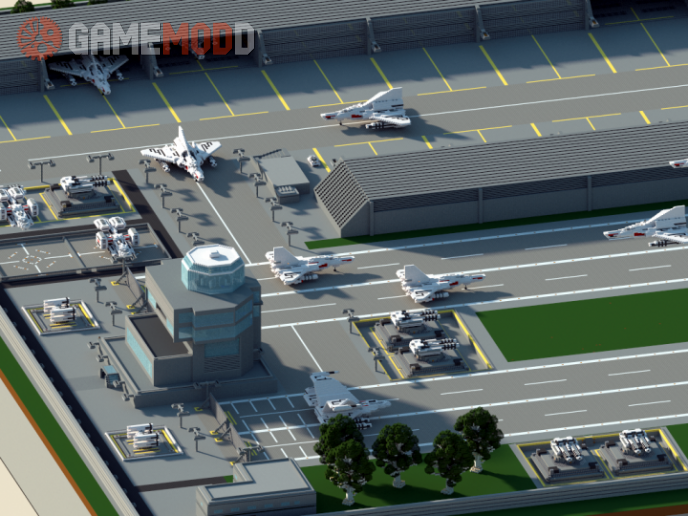 AirBase [1.10.2] [1.10] [1.9.4]