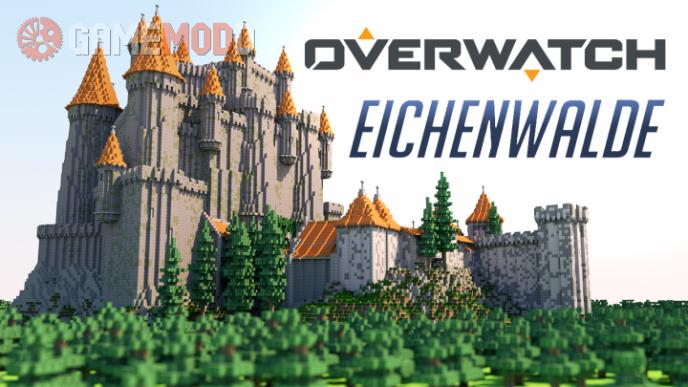 Overwatch - Eichenwalde Castle [1.10.2] [1.10] [1.9.4]