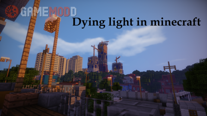 Dying light minecraft [1.10.2] [1.10] [1.9.4]