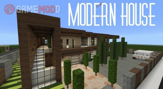 Huge Modern House [1.11.2] [1.10.2]
