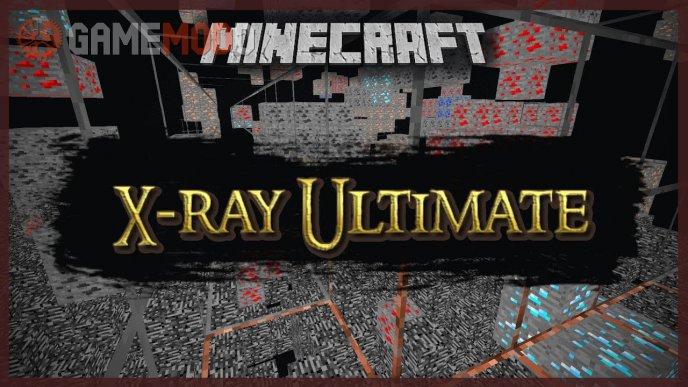Xray Ultimate [1.13.2] [1.12.2] [1.11.2] [1.10.2]