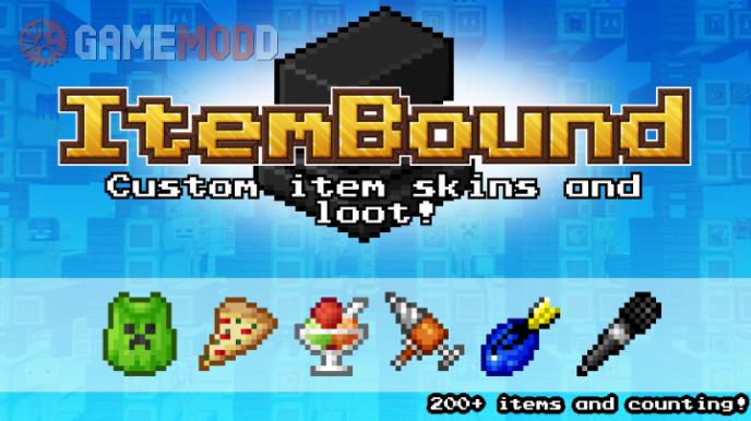 ItemBound [1.12.2] [1.11.2] [1.10.2] [1.9.4]