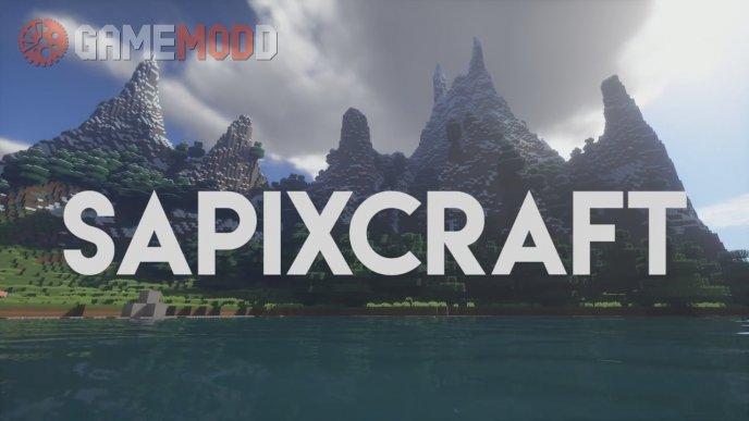 SapixCraft Original [1.11.2] [1.10.2] [1.9.4] [1.8.9]