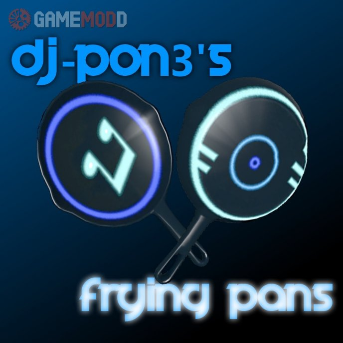 A PON3's favorite frying pan + Sounds!