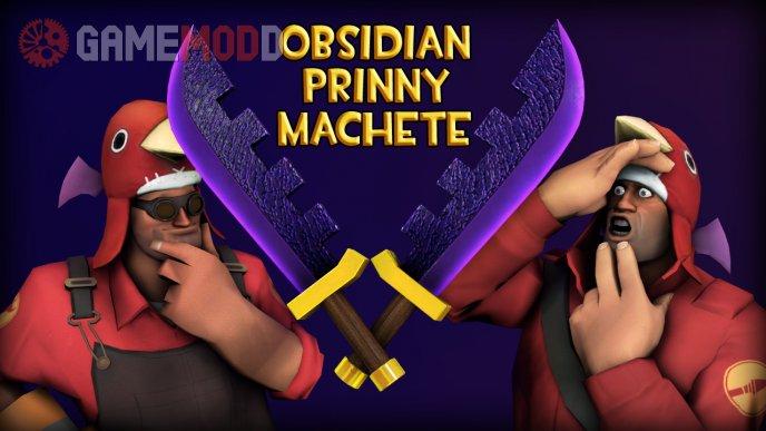 Obsidian Prinny