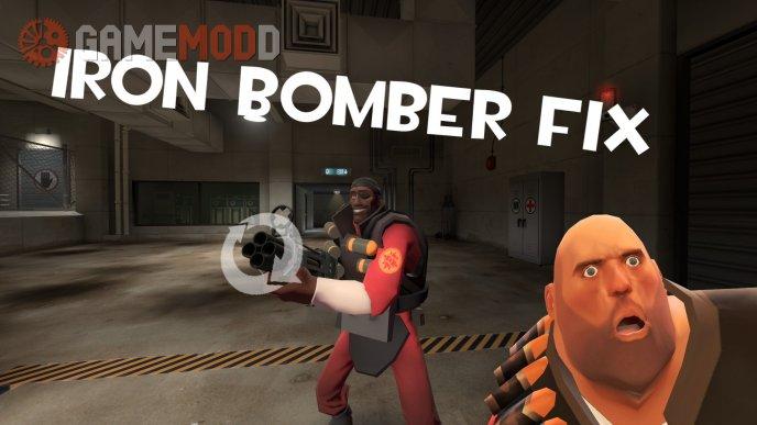 Iron Bomber Fix