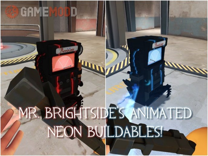 Neon buildables *animated*