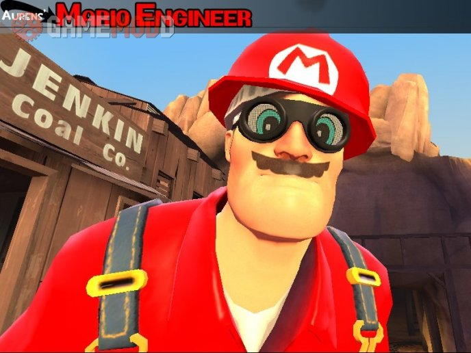 Aurens' Mario Engineer v1.1.2