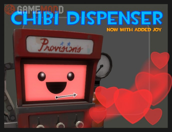 Chibi Dispenser