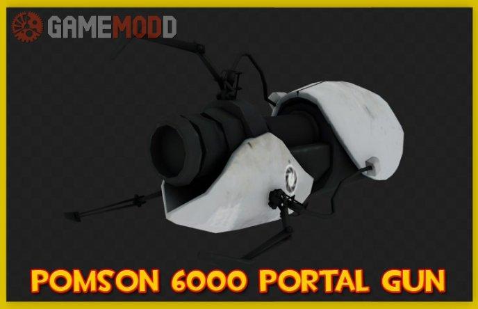Portal Gun Pomson