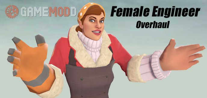 Female Engineer Overhaul