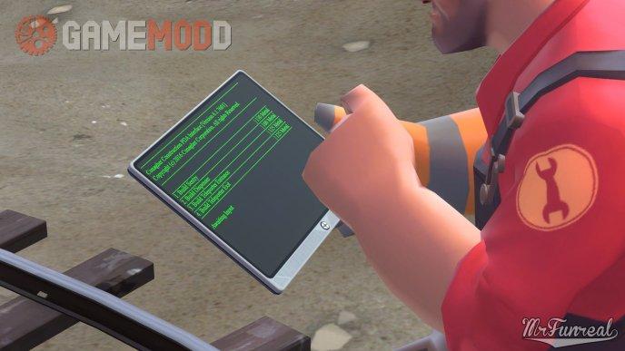 Conagher Construcion Tablet