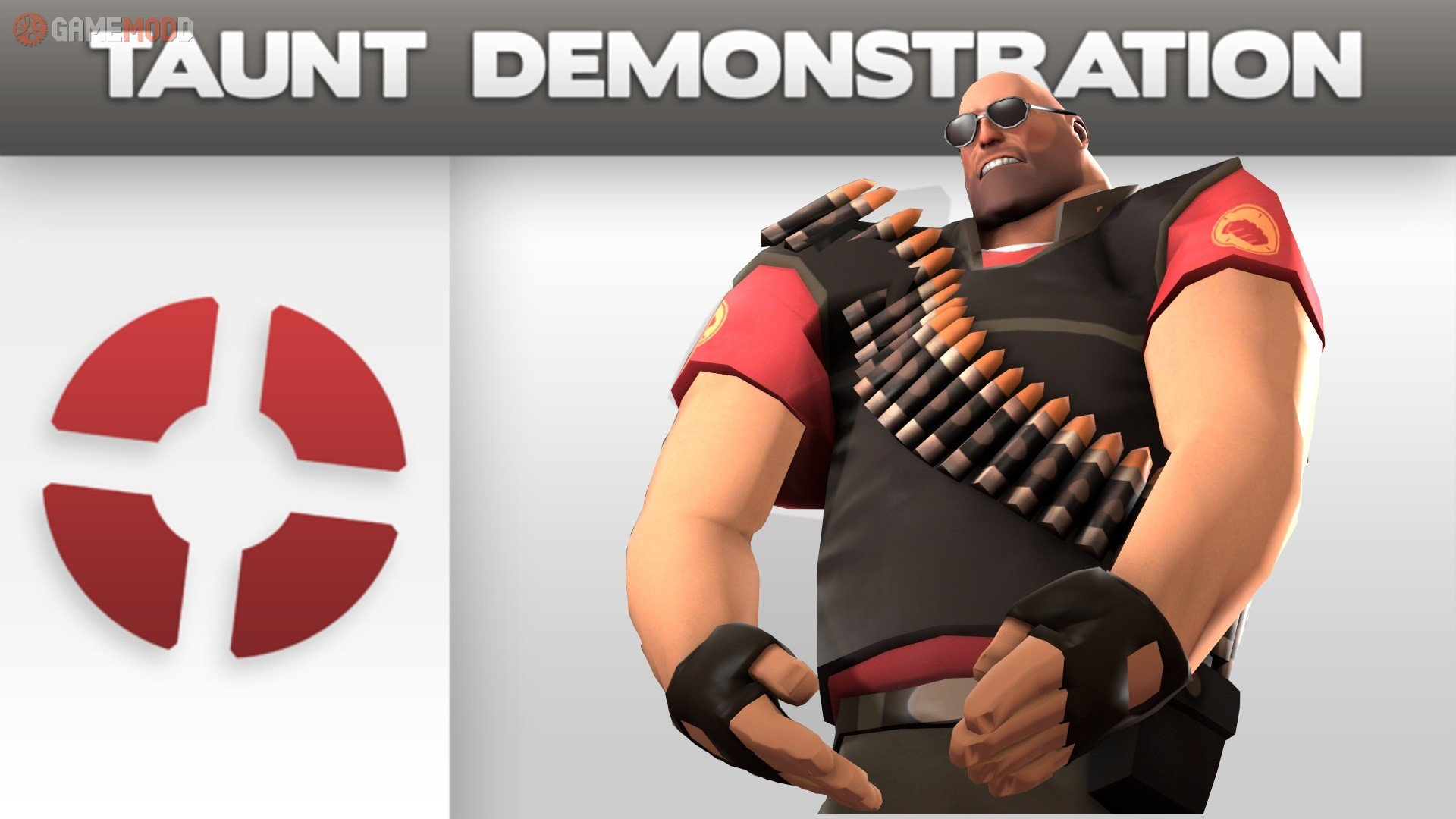 Heavy Taunt: Crotch Chop Dance » TF2 - Skins Heavy Weapons Guy