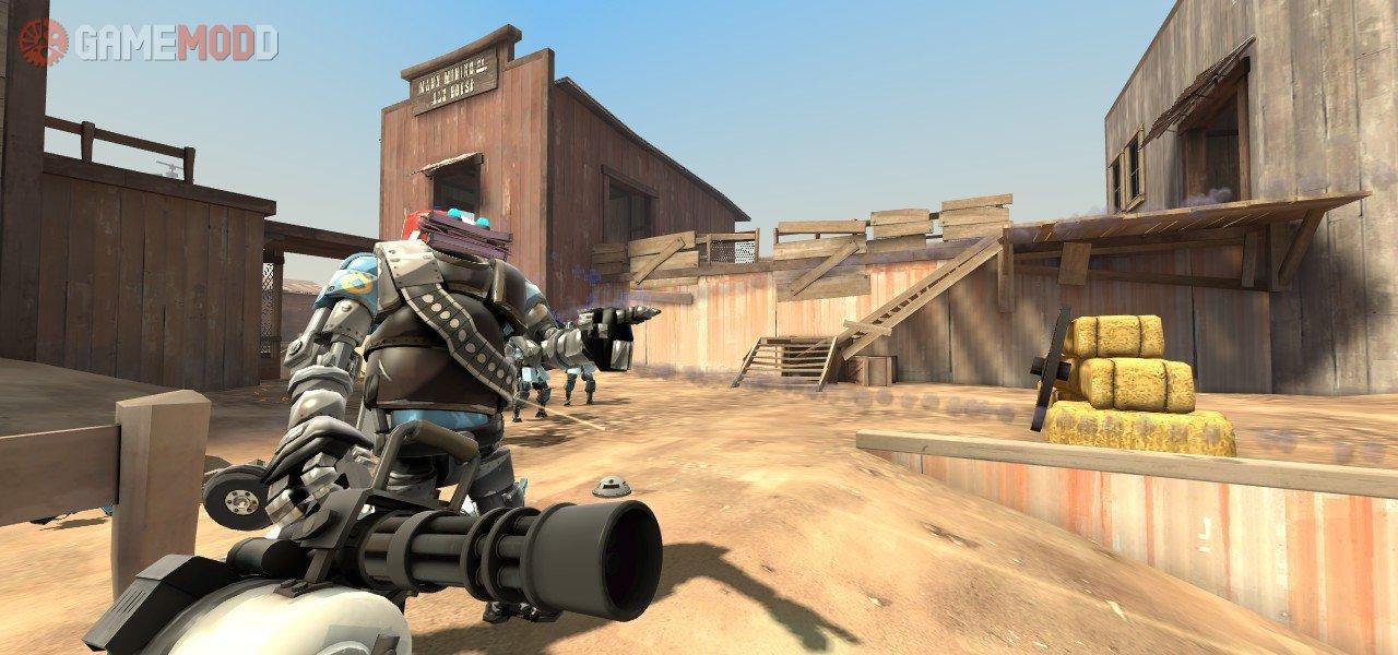 Heavy Sandvich Guy Tf2 Skins Heavy Weapons Guy Gamemodd