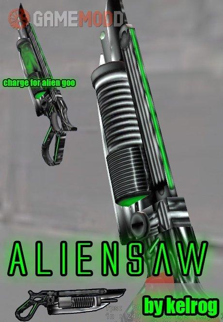 AlienSaw