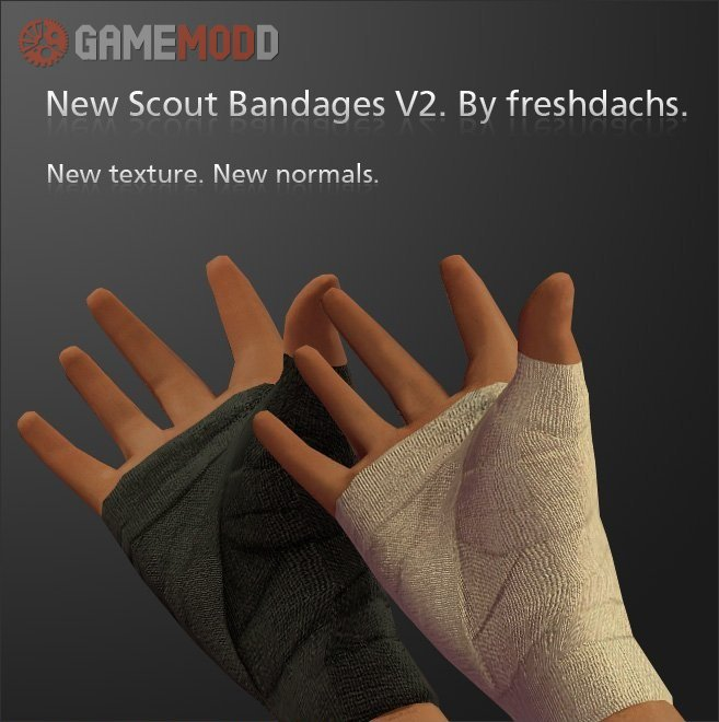 New Scout Bandages V2